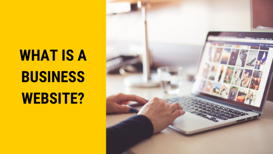 What is a Business Website_